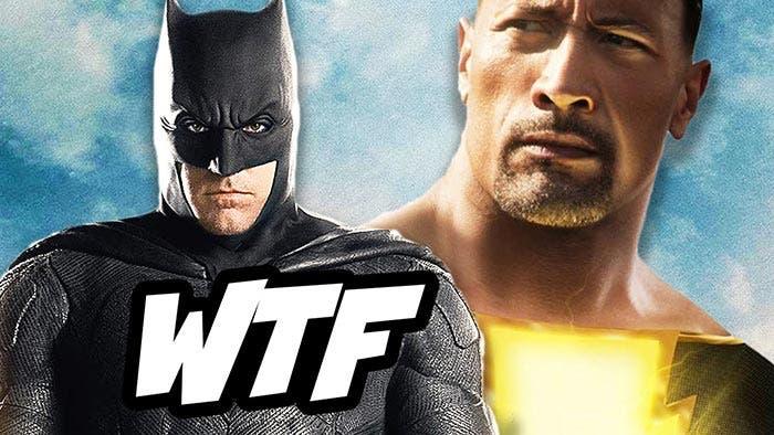 Podríamos ver a The Rock como Black Adam en la 'Liga de la Justicia'