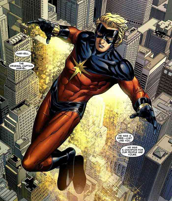 Mar-Vell (Marvel Comics)