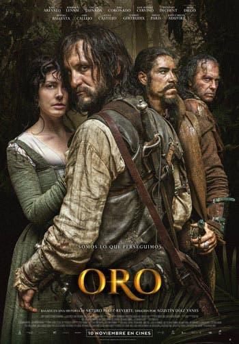 Oro | Estrenos de cine 10/11/2017