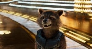 Primera imagen de Rocket en 'Vengadores: Infinity War'