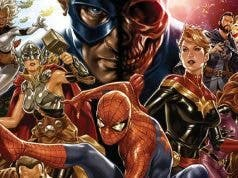 Portada de 'Secret Empire' (Marvel)