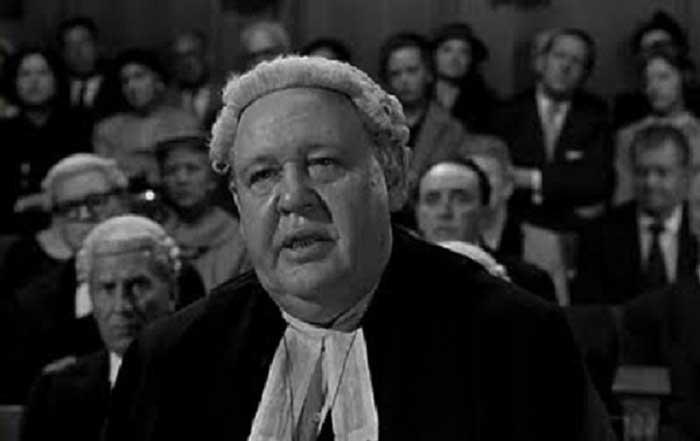 Sir Wilfrid Roberts ('Testigo de cargo')