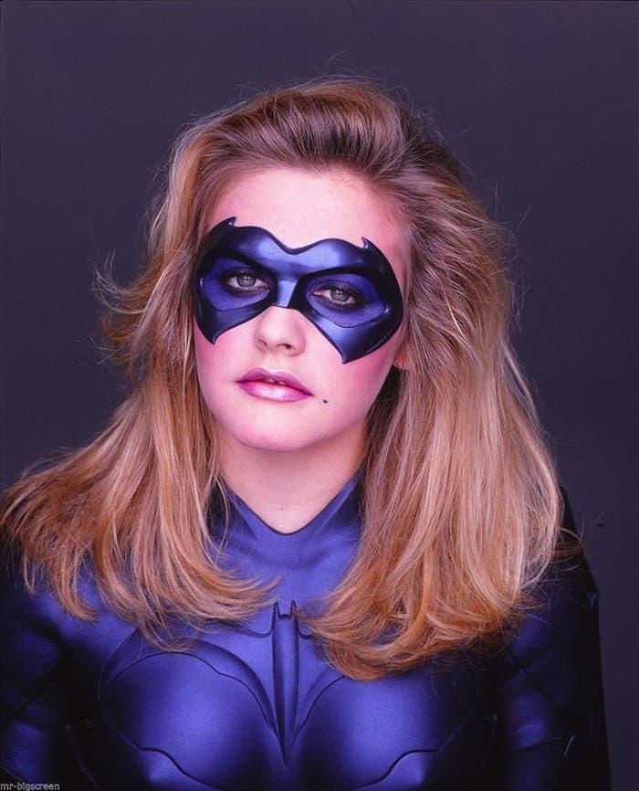 Alicia Silverstone como Batgirl en 'Batman & Robin' (1997)