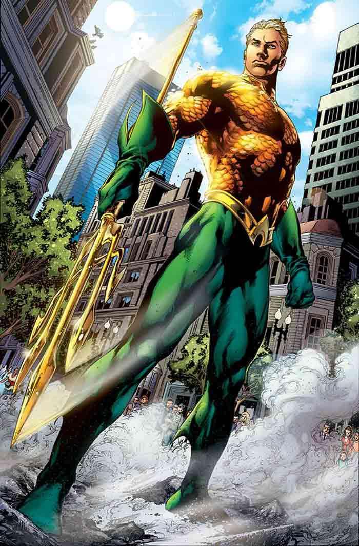 Aquaman (The New 52, DC Comics)