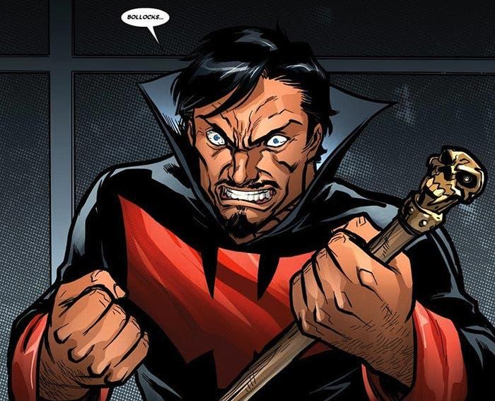 Black Tom Cassidy será el villano de 'Deadpool 2'