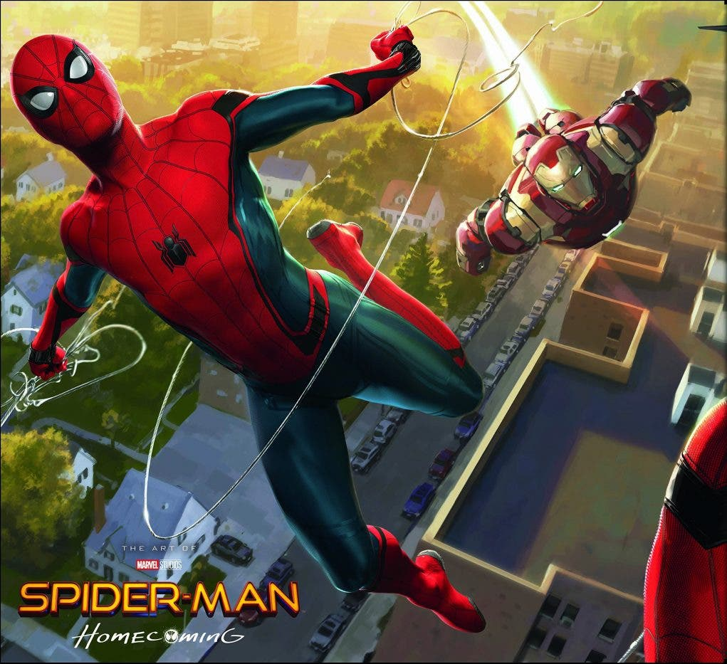 Primeras impresiones de 'Spider-Man: Homecoming'