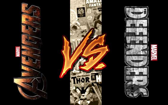 Crossover de películas y series de Marvel