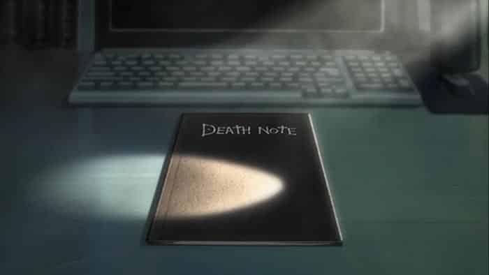'Death Note' (películas y series)