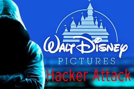 Hacker Disney