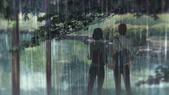El jardín de las palabras (películas de anime)