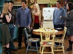 El último episodio de 'Friends'