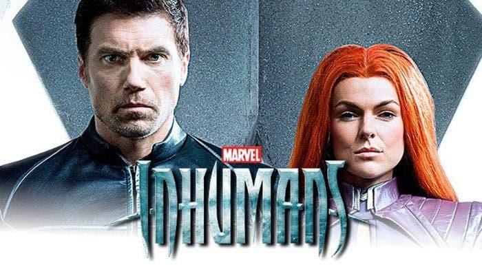 Serie de 'Inhumanos' (Marvel). Estreno: 1 de septiembre de 2017