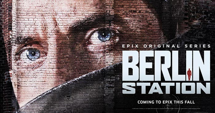 'Berlin Station' (estrenos HBO - junio 2017)