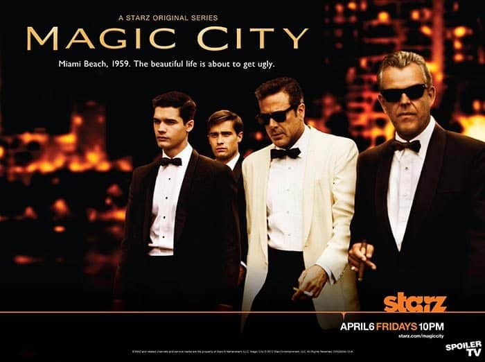 'Magic City' (estrenos HBO - junio 2017)