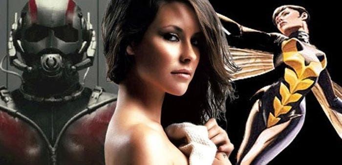 Evangeline Lilly está emocionada con Ant-Man