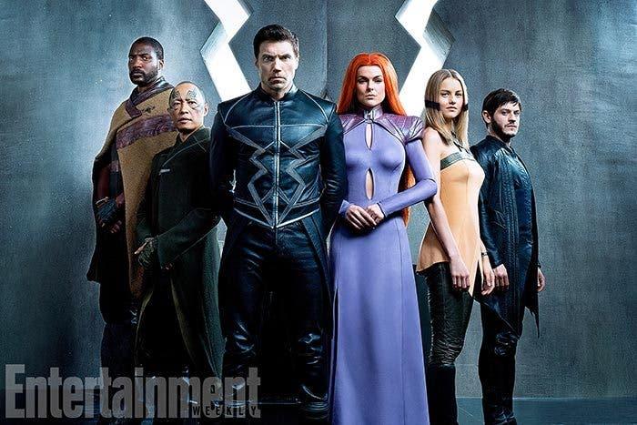 5 razones por las que los trajes de Inhumanos son lo peor de 2017