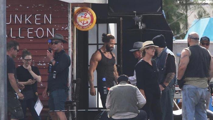 Filtradas 3 imágenes del rodaje de 'Aquaman' en alta resolución