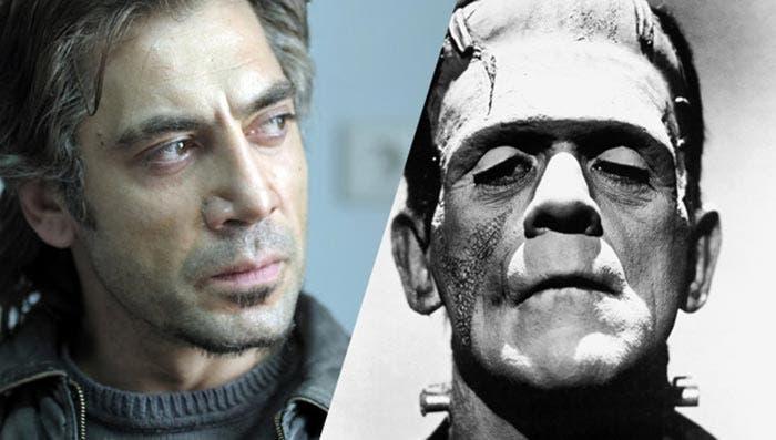 Javier Bardem podría ser el nuevo Monstruo de Frankenstein de Universal