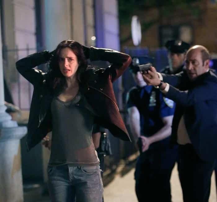 Problemas para Jessica Jones en las imágenes de la segunda temporada