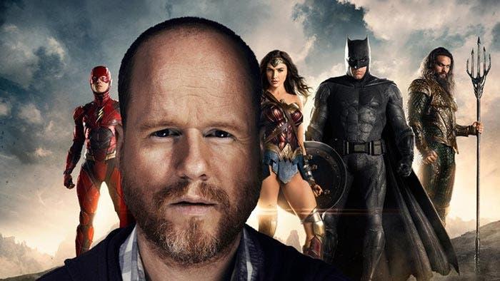 Joss Whedon y la Liga de la Justicia (2017)
