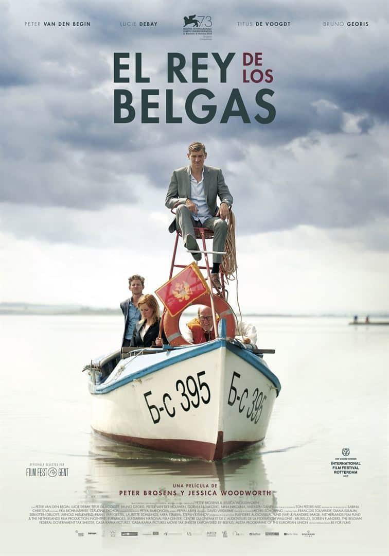 Poster de 'El rey de los belgas'