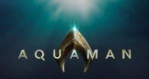 Revelado el logotipo definitivo de la película de 'Aquaman'