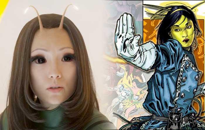 El creador de Mantis critica Guardianes de la Galaxia Vol. 2