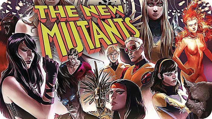 X-Men: The New Mutants (Marvel)