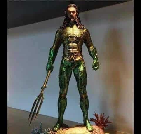 Revelado el nuevo traje que usará Aquaman en su película