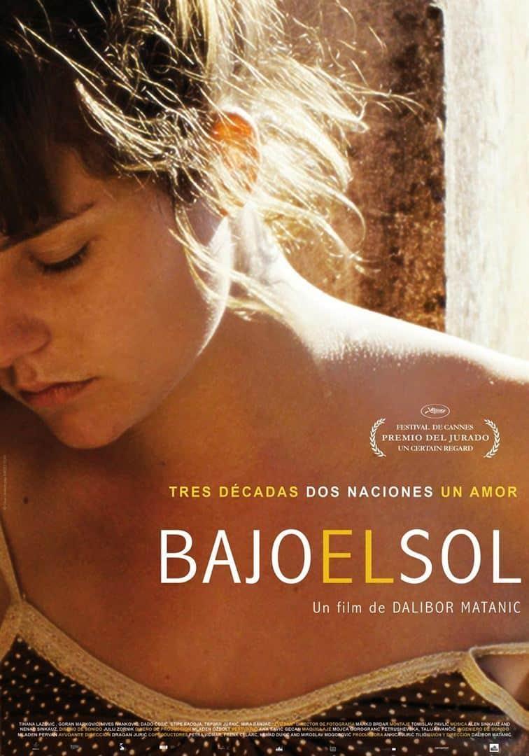 Poster de 'Bajo el sol'