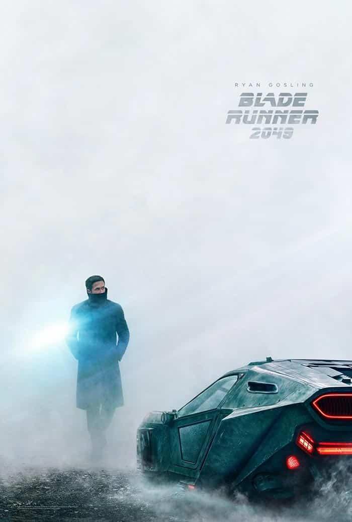 Harrison Ford y Ryan Gosling en estos pu00f3sters de u0026#39;Blade ...