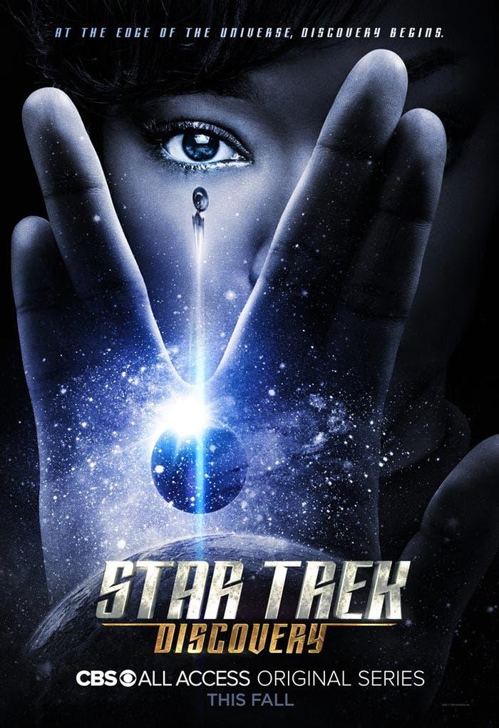 Primer tráiler de 'Star Trek: Discovery': 10 años antes de la Enterprise