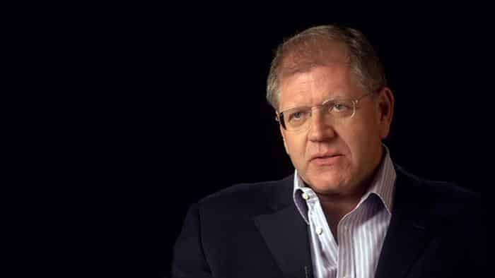 Robert Zemeckis para 'The Flash'