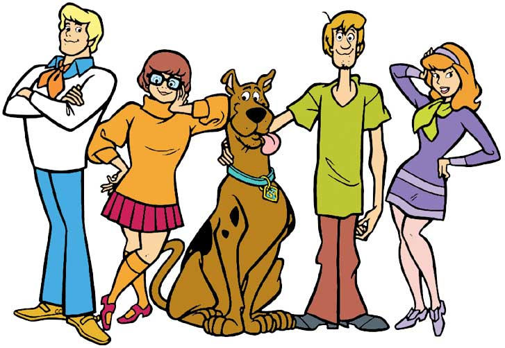 Scooby-doo sobrenatural