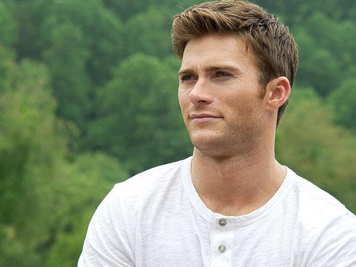 Scott Eastwood como Nathan Drake en 'Uncharted'