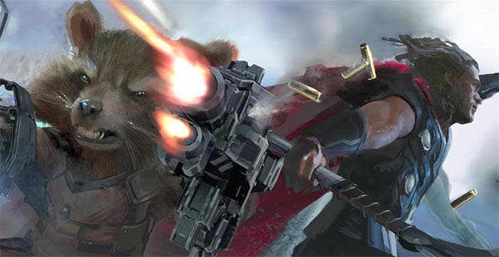 Revelada la sinopsis de 'Vengadores: Infinity War' de manera oficial