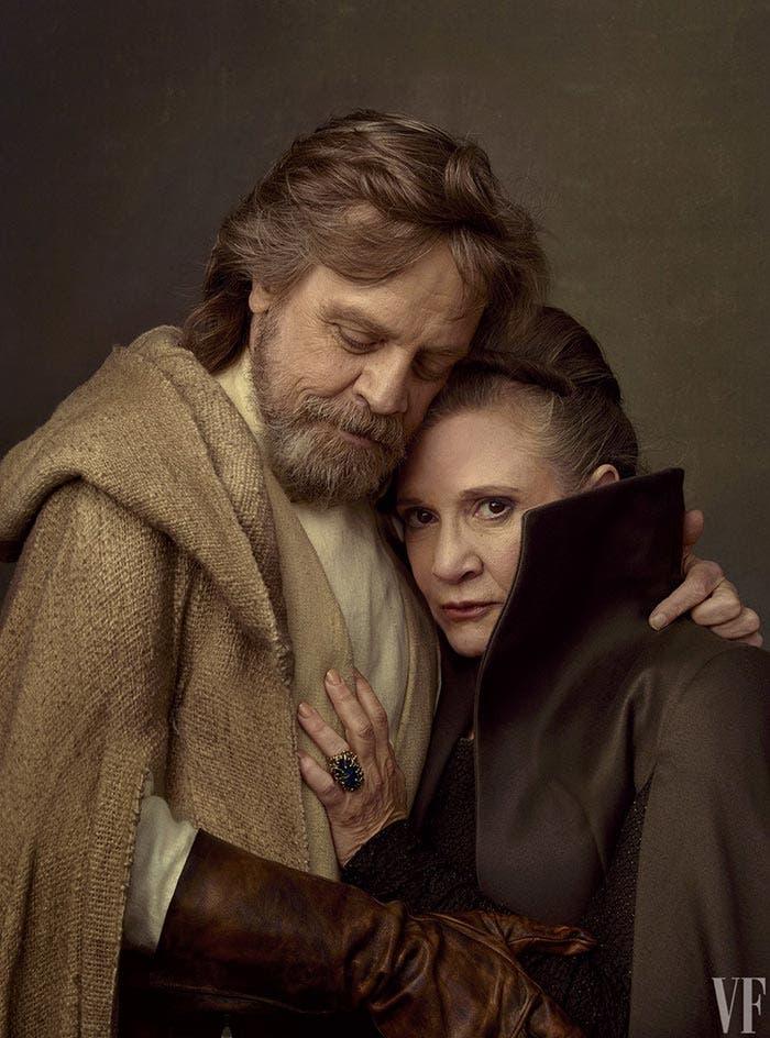 Más increíbles imágenes en exclusiva de 'Star Wars: Los Últimos Jedi'
