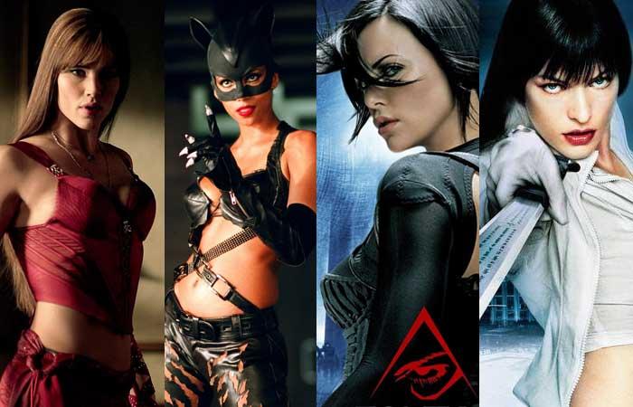 Superheroinas 2004-2005