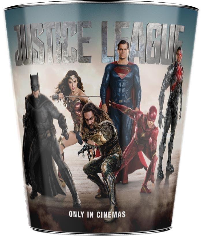 'Liga de la Justicia': Superman lidera las nuevas imágenes promocionales