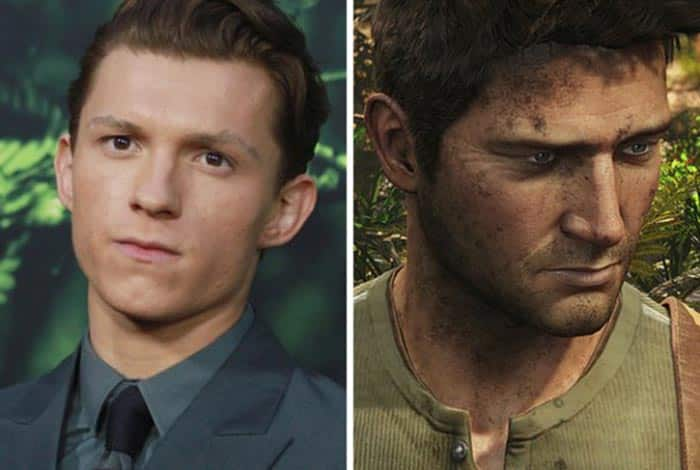 Tom Holland será Nathan Drake en la película de 'Uncharted'