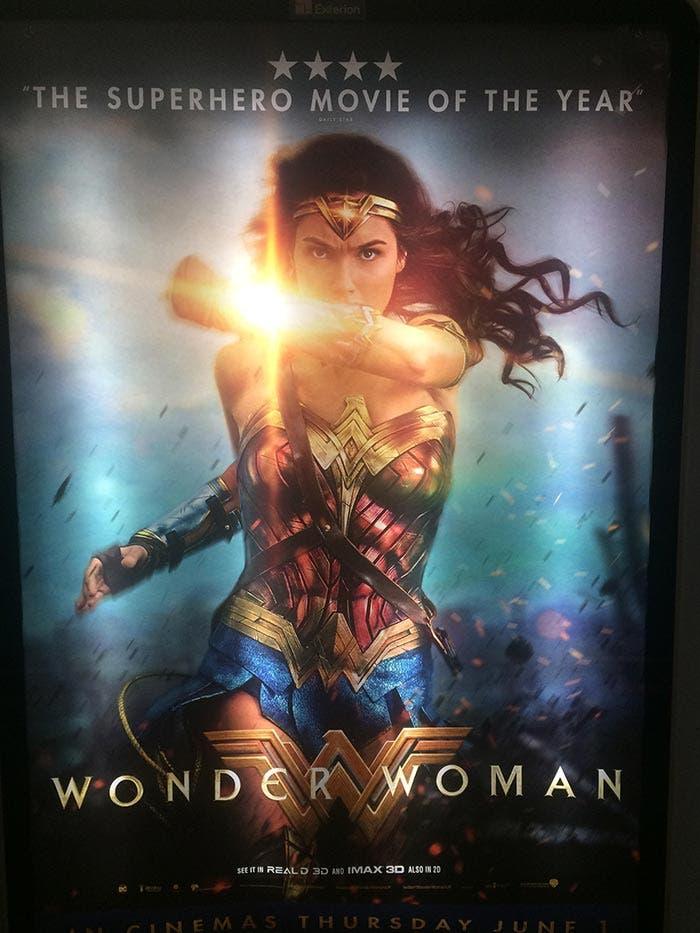 Primera crítica de 'Wonder Woman': Es la película de superhéroes del año