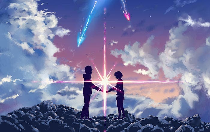 Your Name (películas de anime)
