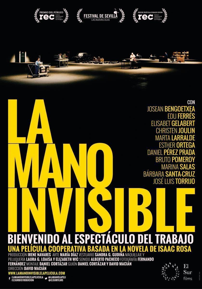 Poster de 'La mano invisible'