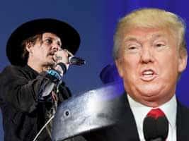 Johnny Depp vs Trump