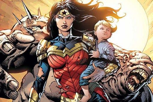 Wonder Woman curiosidades