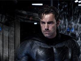 Ben Affleck en el re-rodaje de la Liga de la Justicia