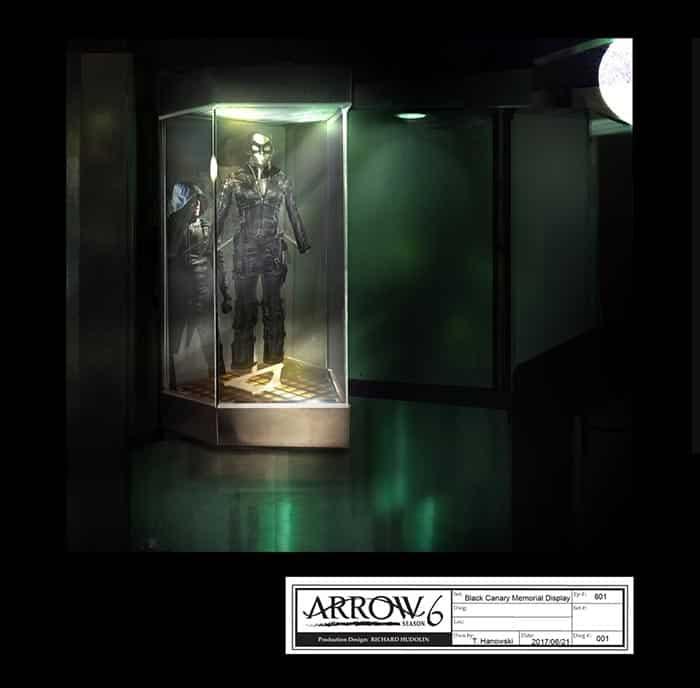 Black Canary en la temporada 6 de 'Arrow'