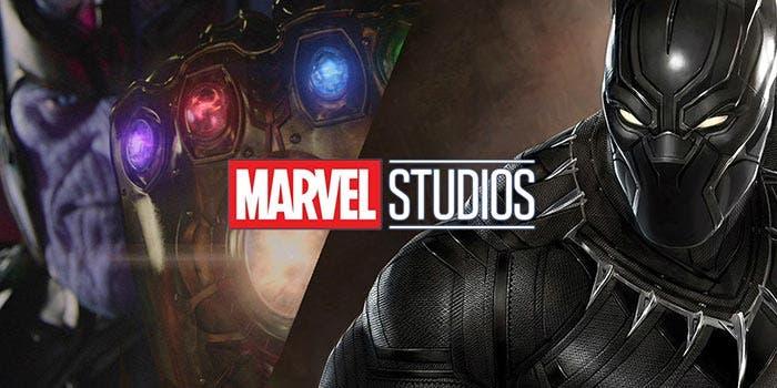 Black Panther en 'Vengadores: Infinity War'