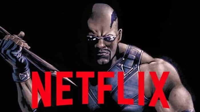 Blade - Universo Marvel de Netflix