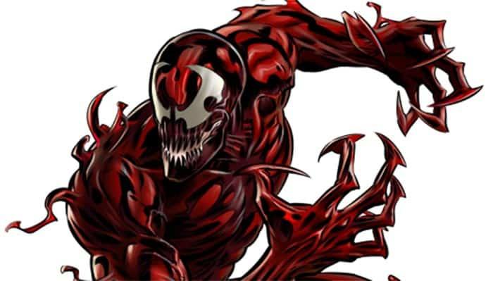 Carnage es el villano de Venom